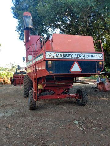 Máquina Massey ferguson 6855 - Foto 4