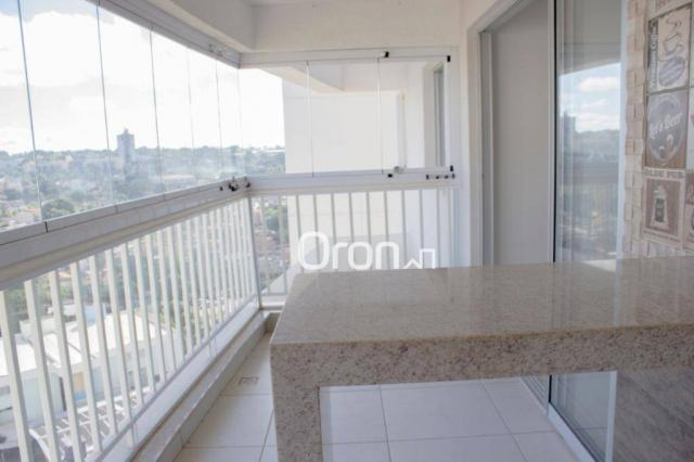 Apartamento à venda, 88 m² por R$ 445.000,00 - Jardim Goiás - Goiânia/GO - Foto 2