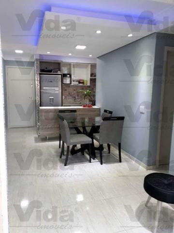 Apartamento à venda com 2 dormitórios em Santa maria, Osasco cod:36120