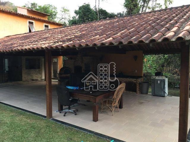 Sítio com 5 dormitórios à venda, 3008 m² por R$ 900.000,00 - Itaocaia Valley (Itaipuaçu) - - Foto 6