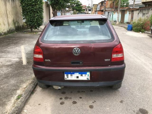 Volkswagen gol G3 1.0 16v