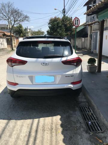 New Tucson Hyundai GLS 1.6 GDI Turbo (Aut) 2018 com IPVA 2020 Pago - Foto 6