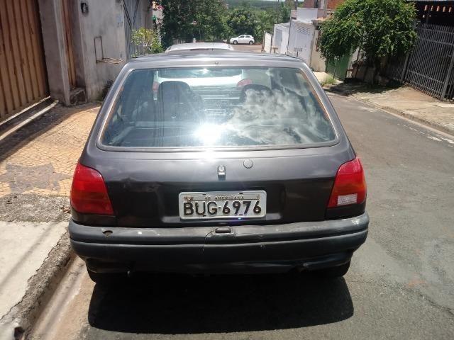 Fiesta 95 dok ok documento ok motor ok - Foto 6