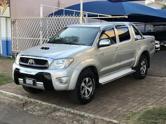 Hilux Srv 3.0 Diesel 4x4 VENDIDA - Foto 19