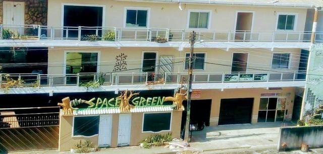 Alugo lindas salas comerciais e quarto no space green - Foto 5