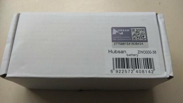 Bateria Hubsan Zino H117 Original(nova 0 ciclos) - Foto 2