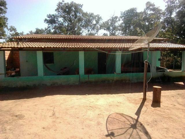 Vendo ou troco Chácara em Lassance-Minas Gerais