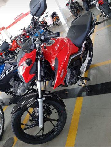 Promoção de Financiamento Honda Entrada: 1.000 Moto Fan 160