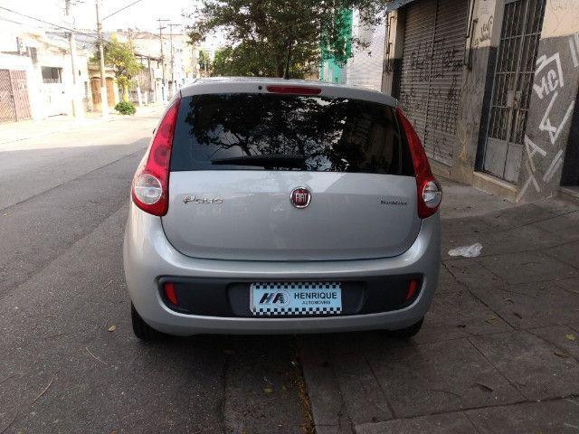 Fiat Palio 1.0 Attractive 8V Flex 4Ptas - Foto 5