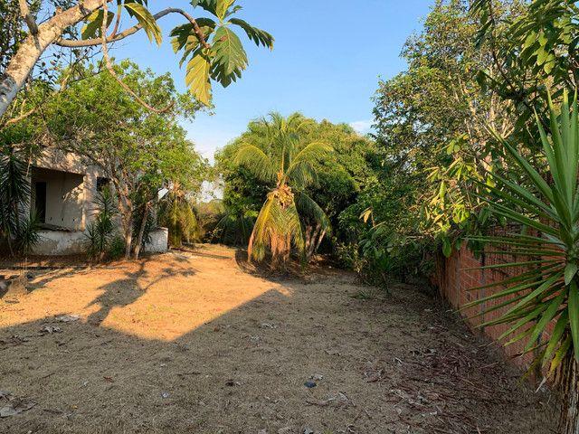 Terreno chácara Ipe com casa inacabada - Foto 10