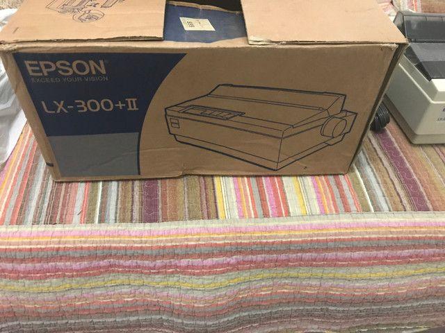 Impressora Matricial Epson Lx+II - Foto 2