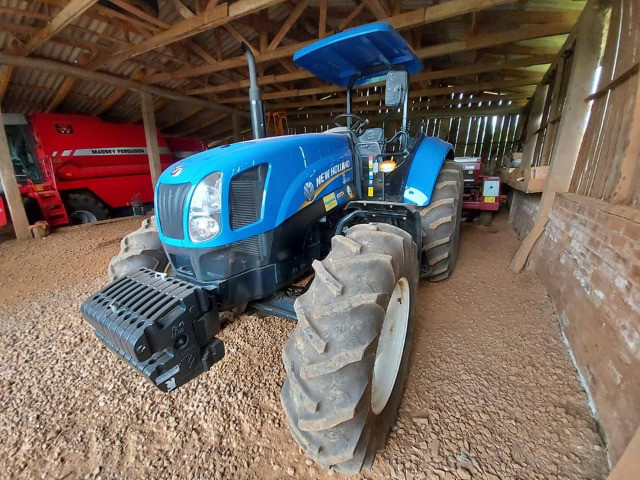 Trator | New Holland | T6-130
