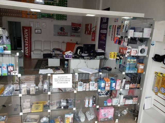 Vendo loja montada de acessórios celular de 60mts  - Foto 3