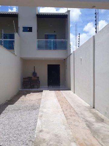 Casa duplex, Cascavel, fino acabamento, 3 quartos, 2 vaga, negociação diferenciada