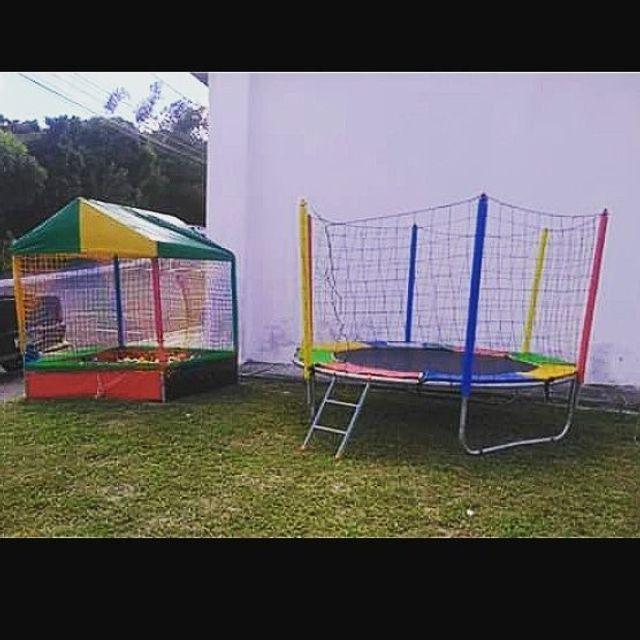 R$150,00 Aluguel de pula pula e piscina de bolinhas  - Foto 2