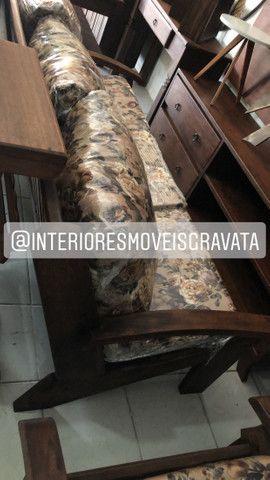 Móveis em gravata de angelin pedra rústicos - Foto 5