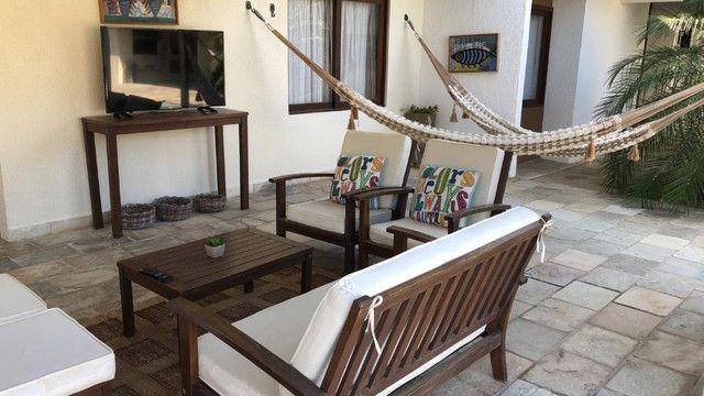 RBA Vendo casa na Praia de Serrambi, cond, fechado, terreno 15x30, 6 suítes, lazer! - Foto 13