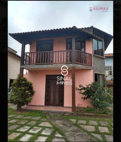 Excelente casa duplex em frente a Praia de Costa Azul - Foto 3
