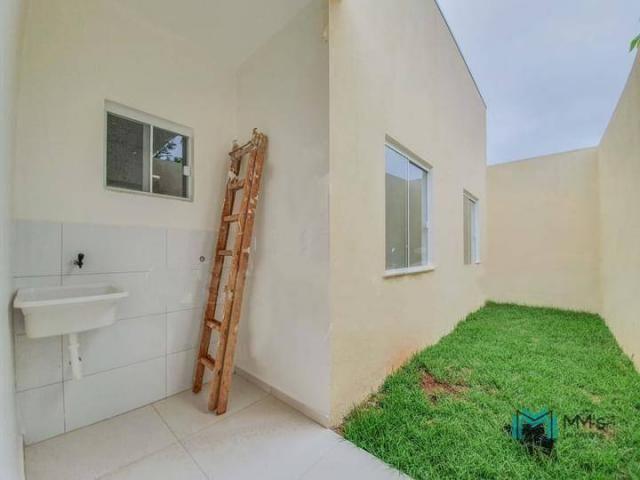 Casa com 1 suíte e 1 quarto no 14 de Novembro, Cascavel-Pr - Foto 7