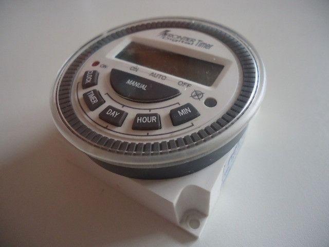 Temporizador Digital Timer Frontier Tm619h2 4pin - Foto 4
