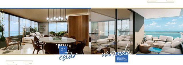 Lançamento Apartamento Beira Mar 3 Quartos na Praia de Formosa - Foto 8