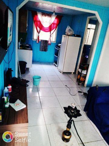 Vendo casa desmembrado como está nas fotos quitada registro de imóvel escriturada - Foto 11