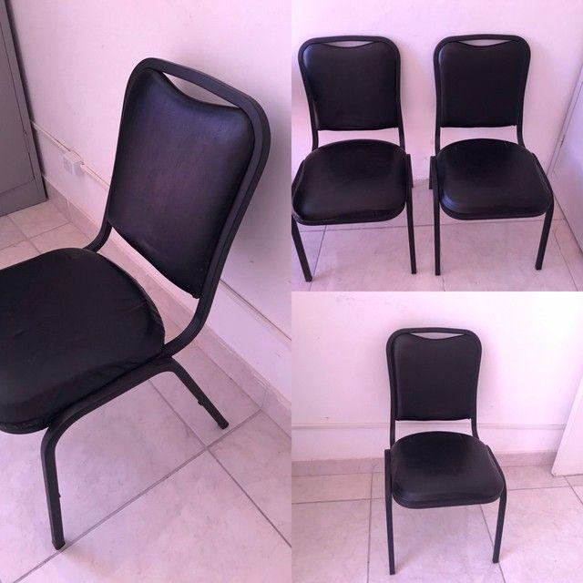 Cadeiras Courino - Escritório  - Foto 2