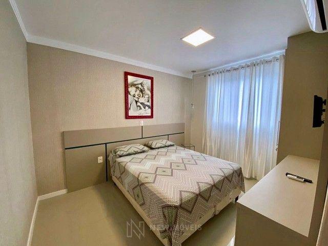 Apartamento Mobiliado de 3 Suítes na Barra Norte em Balneário Camboriú - Foto 12