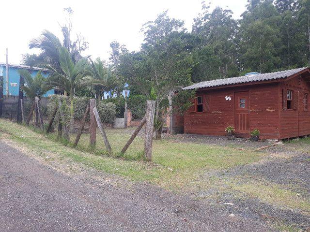 Vendo casa com dois terrenos 22x30 - Foto 2