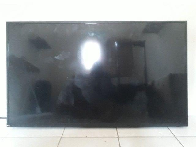 Smart 's tv com defeito nas telas! - Foto 2