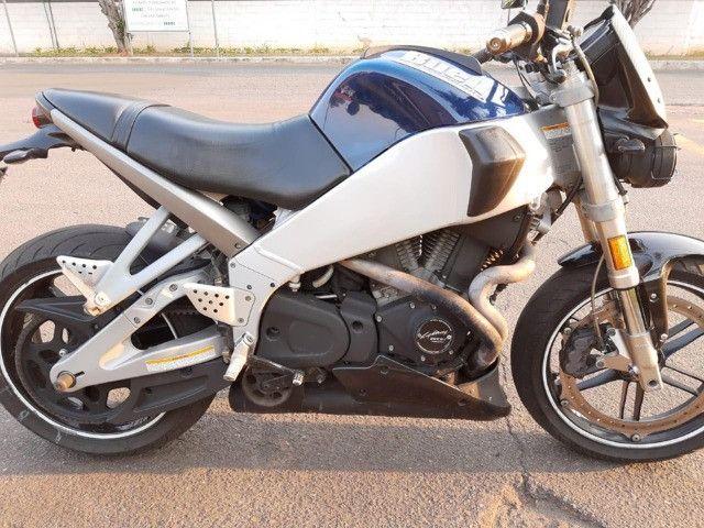 Buell xb9sx 2006 1000 cc somente dinheiro - Foto 9