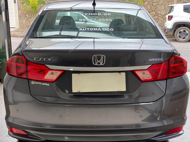 Honda City 1.5 CVT Automatico / 2015  - Foto 2