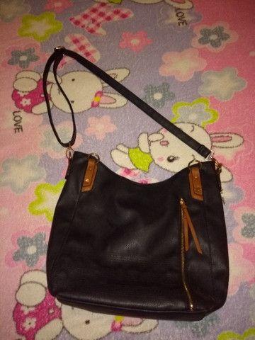 Vendo essa linda bolsa nova por 100 reais - Foto 2