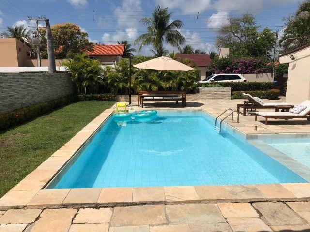 RBA Vendo casa na Praia de Serrambi, cond, fechado, terreno 15x30, 6 suítes, lazer! - Foto 3