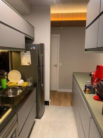 Apartamento Mobiliado e decorado. 2 dorm, 1 suíte. Lazer completo! Região Central - Foto 7