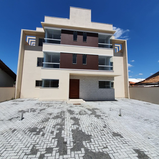 Apartamento novo 2º andar 2 quartos perto da praia em Barra Velha - Foto 20