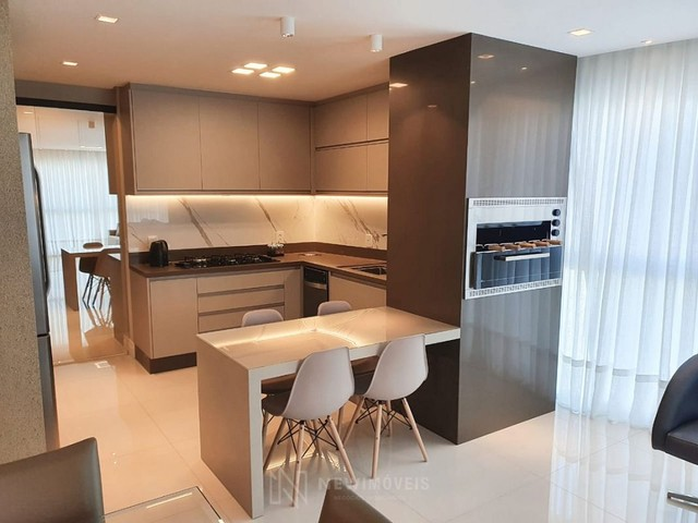 Apartamento novo 3 suítes 2 vagas em Balneário Camboriú - Foto 3