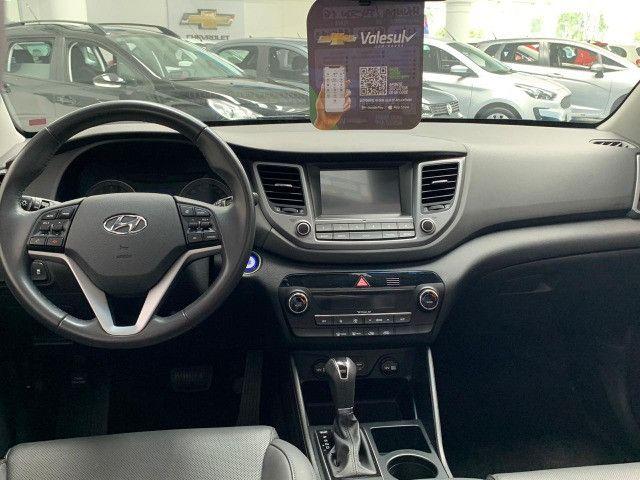 Hyundai Tucson 1.6 GLS Turbo 2018 - Foto 9