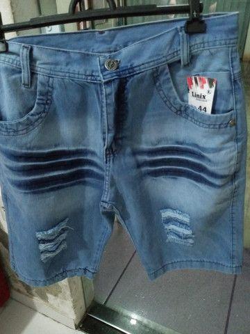 Neres Fashion / Bermudas Jeans - Foto 5