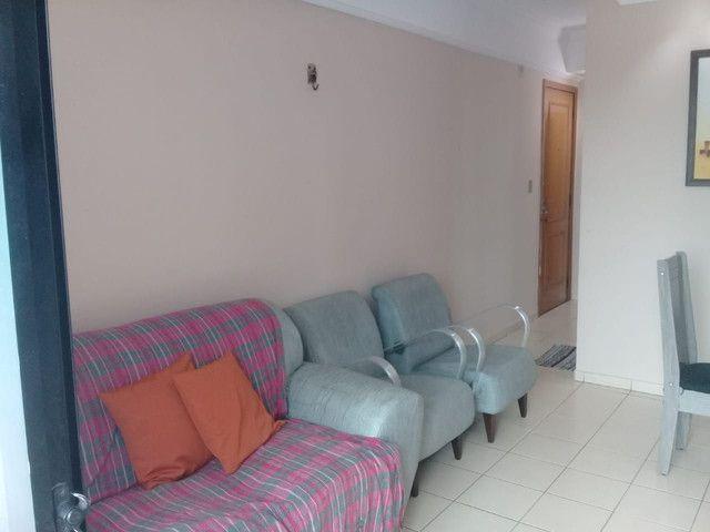 Apartamento de 3 Quarto Semimobiliado - Vieiralves - Foto 3