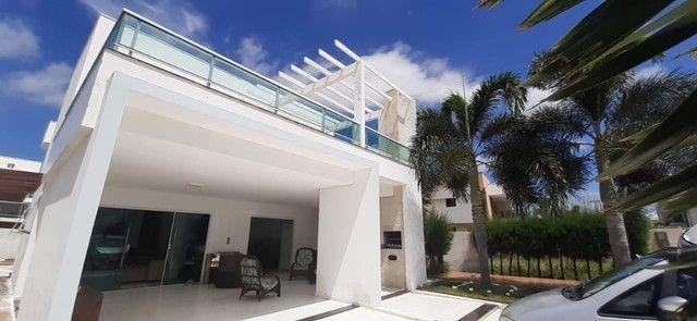 Vendo casa com 4 suites no condomínio residencial vilas dol ago .em Patos-PB  - Foto 16