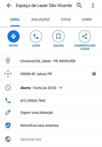 Terreno / Lote / Chácara em Jaboti/PR - Foto 5