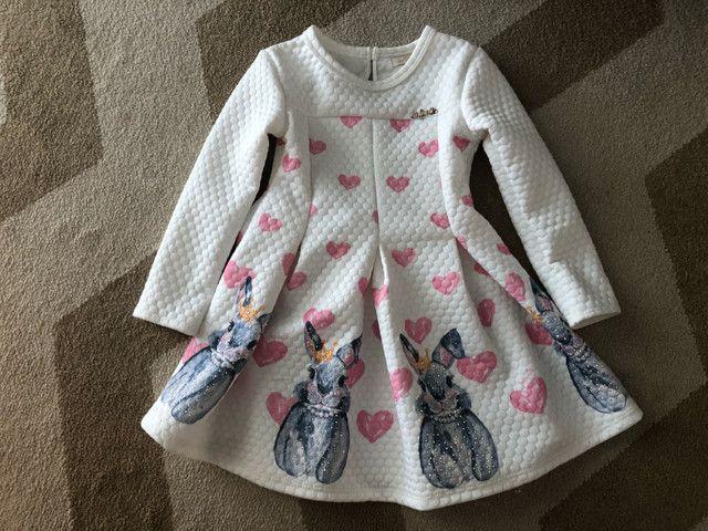 Vestido infantil tamanho 4