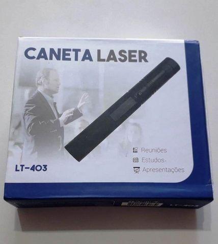 Super Caneta Laser Verde Para Reuniões, Estudos, Apresentações Original - Foto 2