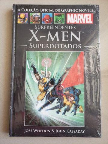 Graphic Novels Marvel - Ed. 02 - Os Surpreendentes - Vol 36 - X-Men - Superdotados