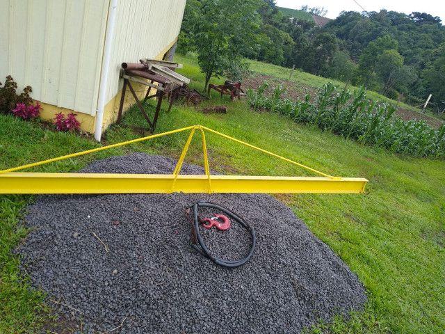 Balancim para elevação de carga - Foto 3