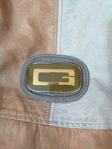 Bolsa da GUESS de couro original! - Foto 2