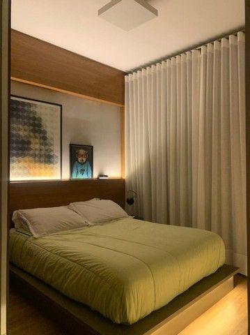 Apartamento Mobiliado e decorado. 2 dorm, 1 suíte. Lazer completo! Região Central - Foto 16