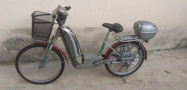 Bicicleta elétrica.  - Foto 2