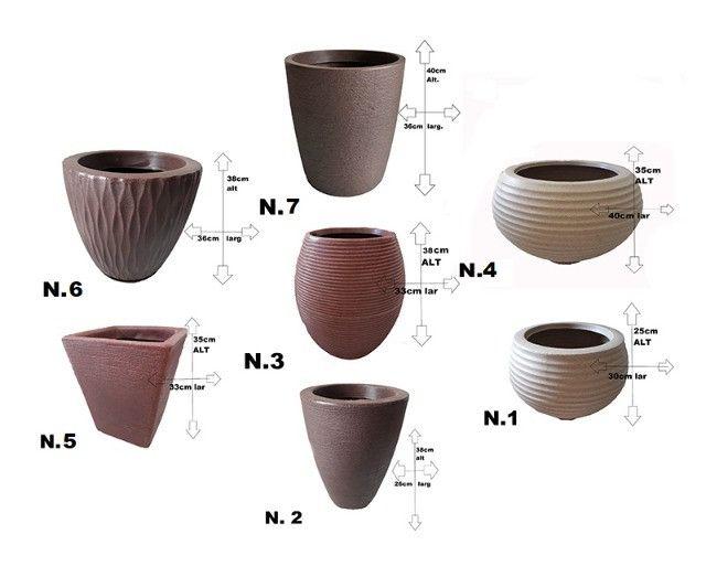 Planta artificial Comigo Ninguém Pode 1.40m + vaso para sua casa e escritório - Foto 5